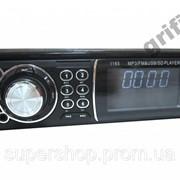 Автомагнитола 1165 ISO USB MP3 магнитола par002615opt фото