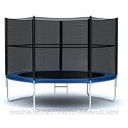 Батут Hegen External 10ft (305 см) SS13 синий фото