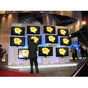 Аренда плазменных панелей и ЖК телевизоров фото