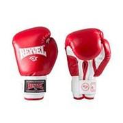 Перчатки боксерские Reyvel RV-101 12 унций красные фото