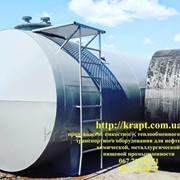 Резервуар 50 куб.м наземный фото