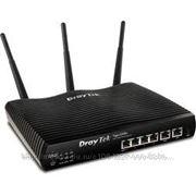 DrayTek Vigor3200n Точка доступа Wi-Fi 802.11n, 4xWAN 1Gb,1xLAN 1Gb,QoS+Load Balancing+Webcontent filter by Commtouch+SSL VPN + 64 VPN tunnels +VPN фото