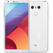 Мобильный телефон LG G6 (H870DS) 32GB White фото