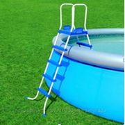 Лестница для бассейнов высотой 132см Bestway 58160 фото