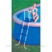 Лестница для бассейнов высотой 122см Bestway 58097 фото
