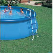 Лестница для бассейнов высотой 122см Intex 58974 фото