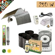 250W Indoor Cultivation Soil Kit - ORGANIC фото