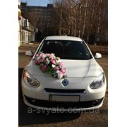 "Автомобиль на свадьбу ""Reno"", белого цвета, г.Николаев фото"