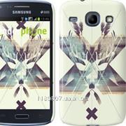 Чехол на Samsung Galaxy Core i8262 Абстрактное море 3081c-88 фото