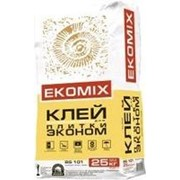 Клей для плитки Супер Ekomix BS 104 25 кг фото