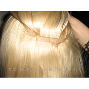 Удобное и простое наращивание волос на лентах фото