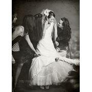Свадебные прически с выездом на дом фото