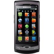 Samsung S8500 Wave grey (1 мес. гарантии) фото