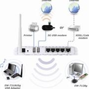 Испытания оборудования радиосвязи : модемов xDSL фото
