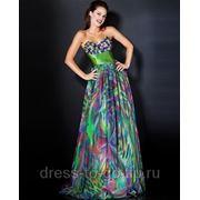 Вечернее платье Jovani цветное фото