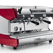 Профессиональная кофемашина Nuova Simonelli Aurelia II 2Gr S 220V red+LED (Высокая группа) фото