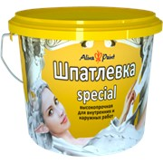 Шпатлевка Alina Paint Special 1кг фото