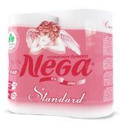 Туалетная бумага Nega фото