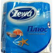 Туалетная бумага Зева фото