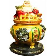 Статуя Хотэй Чаша изобилия фото
