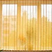 Жалюзи вертикальные (из ткани, пластика, металла, дерева) фото