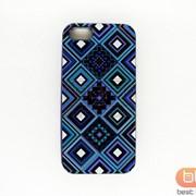 Накладка iPhone 5S (ZAZZLE) орнамент №1 73013 фото
