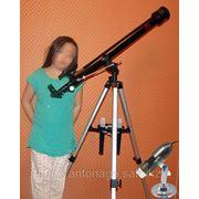 Телескоп и Микроскоп цифровой фото