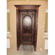 Дверь из дуба D09-23 фото