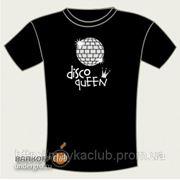 Футболка Disco Queen фото