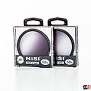 Светофильтр с градиентом NiSi DUS Ultra Slim PRO GC-GRAY 58mm 1012 фото