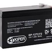 Аккумуляторная батарея Kiper GP-1272 12V/7.2Ah фото