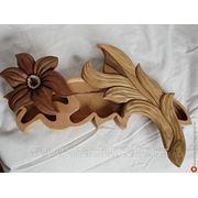 Различные деревянные изделия ручной работы фото