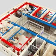 Проектирование систем вентиляции административных зданий фото