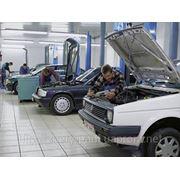 Техническое обслуживание (ТО) автомобилей фото