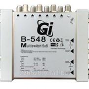Мультисвитч активный GI B-5412 фото