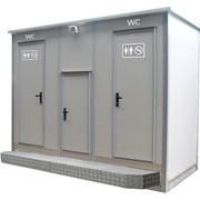 Аренда краткосрочная туалетный модуль-павильон Городовой 202 фото
