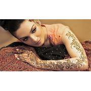 Роспись хной - Мехенди -Временное тату фото