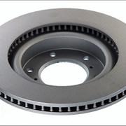 Тормозные диски передние Mitsibishi Pajero IV (Montero/Wagon) - C35069ABE / DF4943S фото