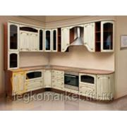 Мебель для кухни Фабрика БАРОНС. Династия модель 1 фото