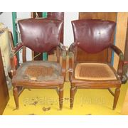 Ремонт и перетяжка стульев на дому и в мастерской фото