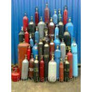КЦН транспортировка, прием, хранение и выдача баллонов со сжатыми и сжиженными газами фото