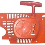 Стартер для бензопилы 45-52cc (металлическая) фото