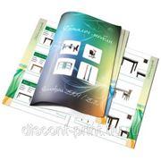 Изготовление инструкций, каталогов и брошюр фото