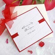Дизайнерские свадебные пригласительные фото
