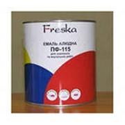 Эмаль алкидная Зебра ПФ-116. темно-корич (шоколад) 2,8кг фото