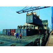 Перевалка грузов в порту Ванино! фото