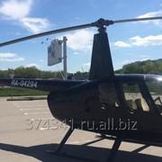 Аренда вертолета Robinson 44 фото