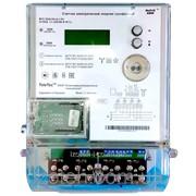 Трехфазный многотарифный электросчетчик MTX 3R фото