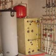 Монтаж трубопроводов систем водоснабжения, теплоснабжения, вентиляции, отвод ливневых вод и канализации фото