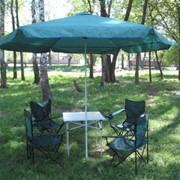 Зонт большой диаметр 3 м. фото